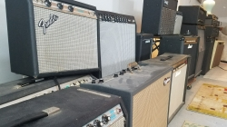 Real Amps by Fender, Marshall, Vox, Kustom, Peavey, others...
