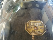 Vintage Gretch Kit - sounds HUGE!
