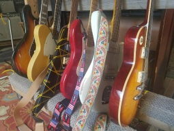 Some guitars