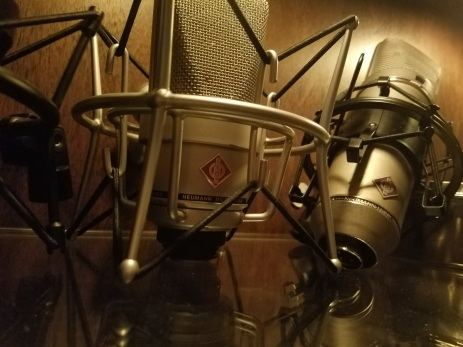 Mics by Neumann, Schoeps, Gefell, EV, others...