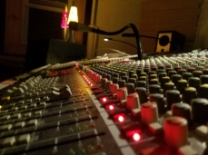 Made in England Midas Console, 40 channel, 16-bus