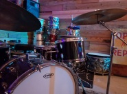 Live Room Drums