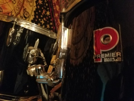 Drums in our killer dead room